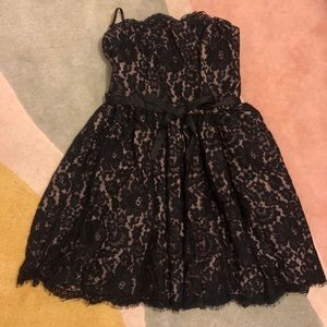 Robert Rodriguez for Target Black Lace Dress